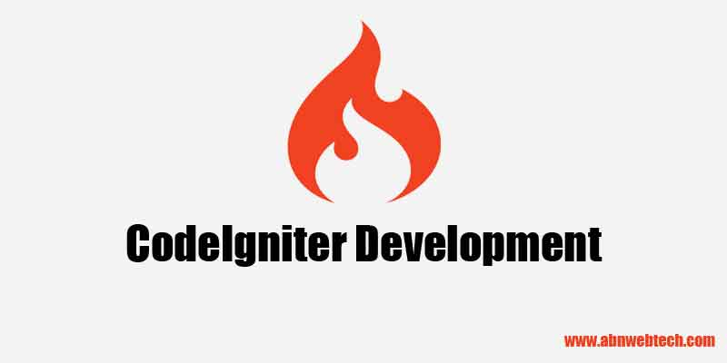 Codeigniter Development in kolkata