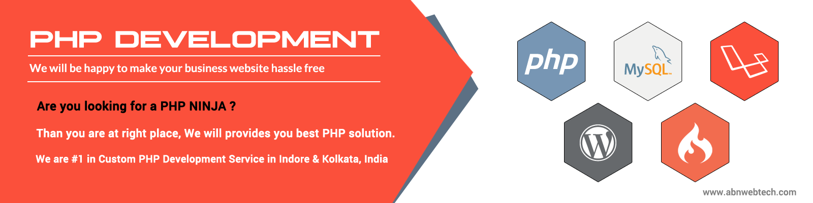 Custom PHP Development in Kolkata